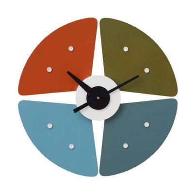 ジョージ・ネルソン ネルソンクロック ペタルクロック 掛け時計