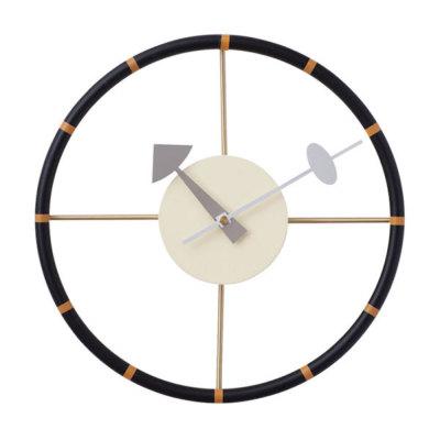 ジョージ・ネルソン ネルソンクロック ステアリングクロック 掛け時計